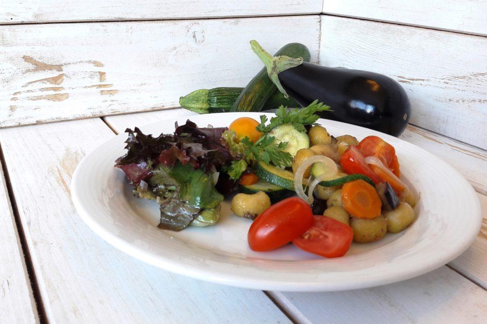 Veggie Sommerküche : Leichte sommerküche schnell zubereitet
