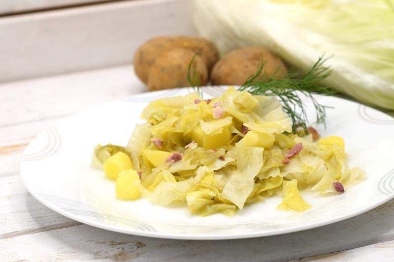 Prächtig Zuckerhut-Gemüse mit Speck – Kistengeflüster – Der Hof Engelhardt Blog @UK_58