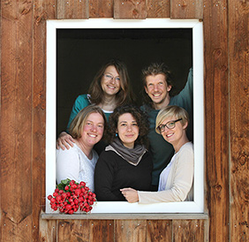 Foto Team Ökokiste Hof Engelhardt