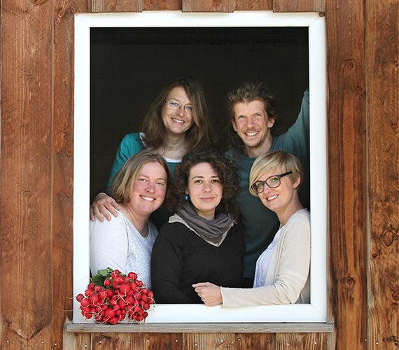Das Hof Engelhardt Team